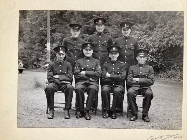 Long Marston Special Constabulary