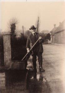 Eddie Clarke Great Grandfather